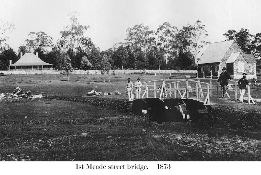 1873 Meade St Bridge