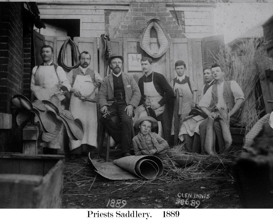 1889 Saddler Priests