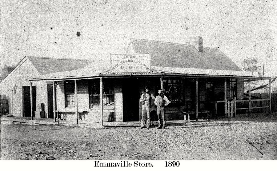 Emmaville Store 1890