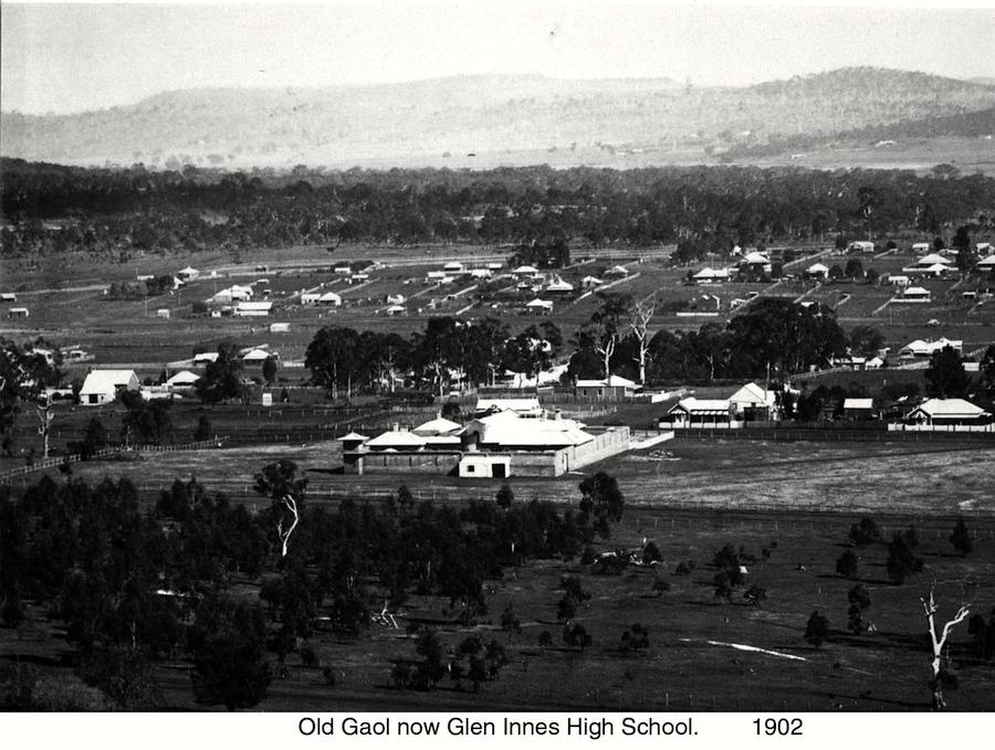 Glen Innes High 1902