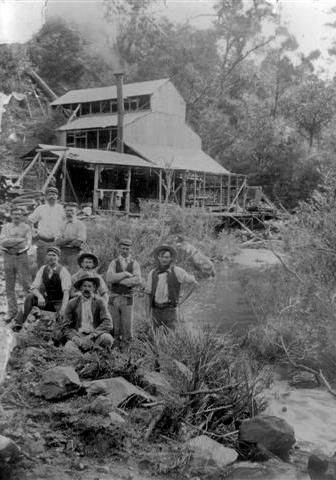 Kookabookra Mine 1910s