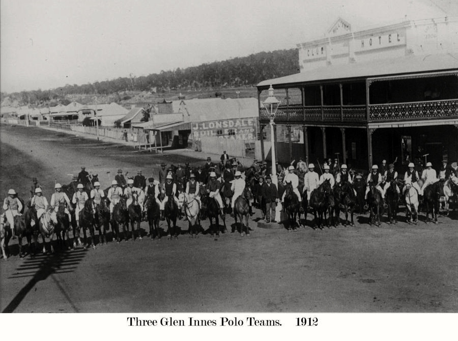 1912 Polo Teams