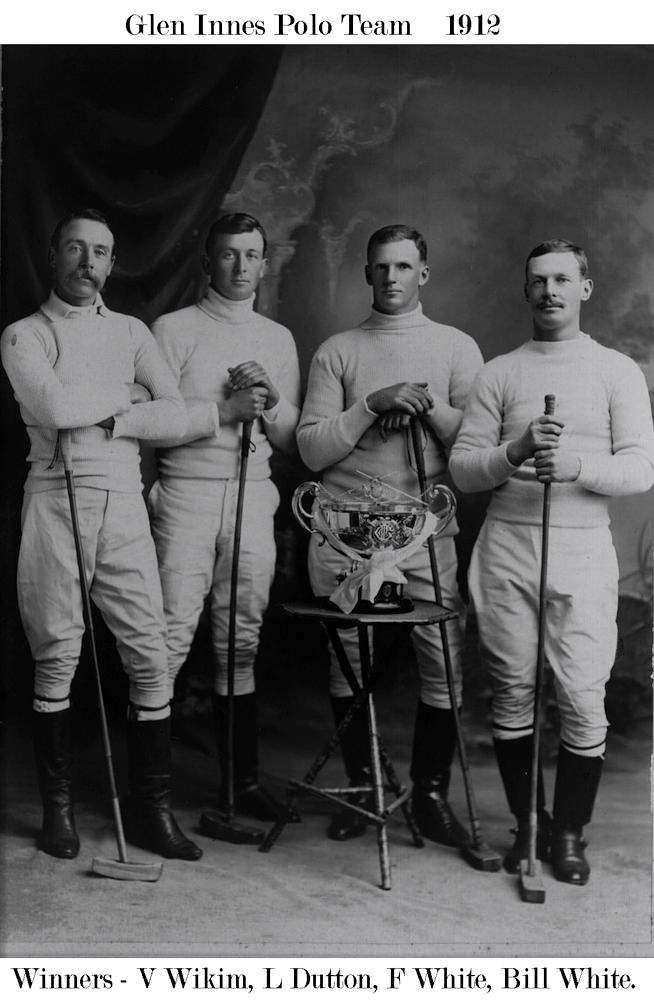 1912 Polo winners