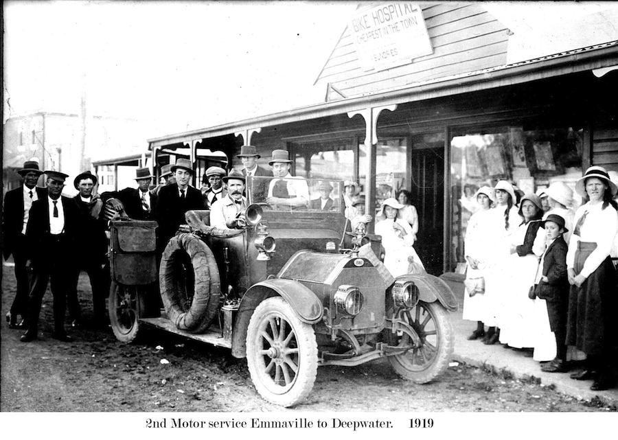 1919 Emmaville 2nd Motor Service