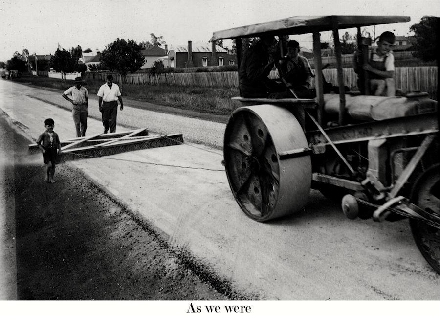 1934 Roadworks