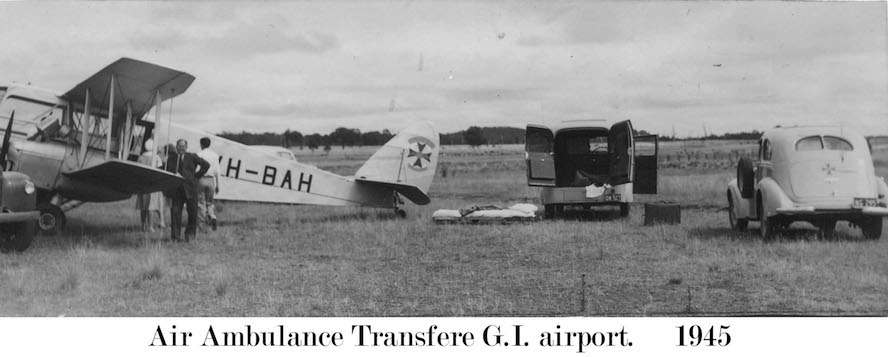 1945 Air Ambulance D2