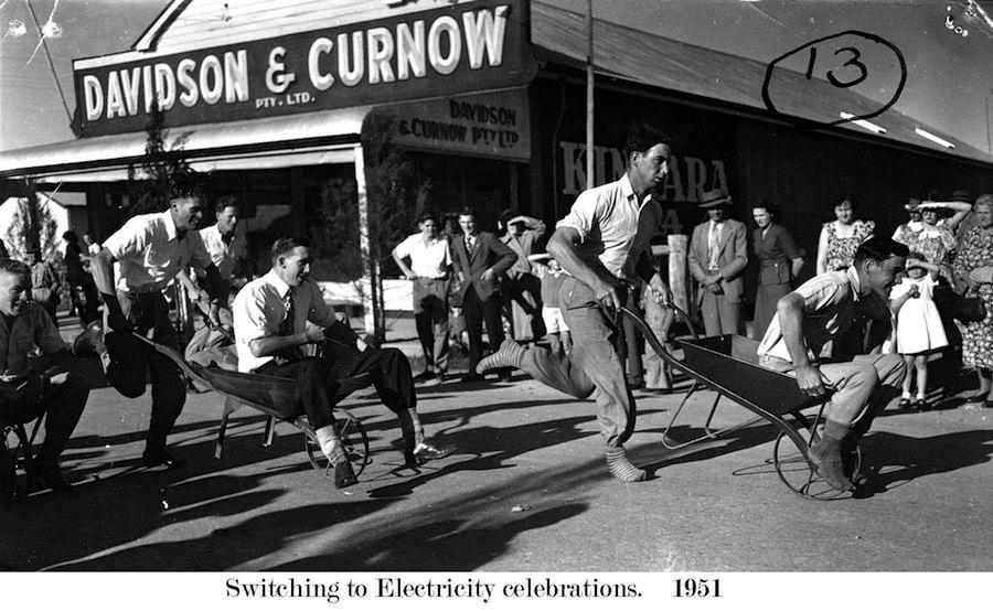 1951 Emmaville Electricity Celebrations
