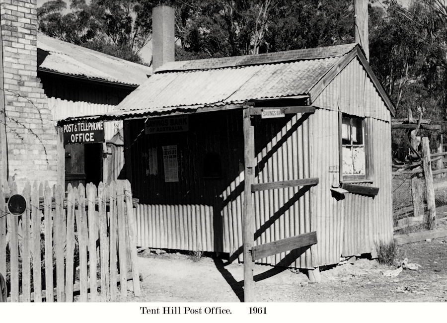 1961 Tenthill Post Office