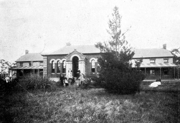 1970 oldest photo of hospital