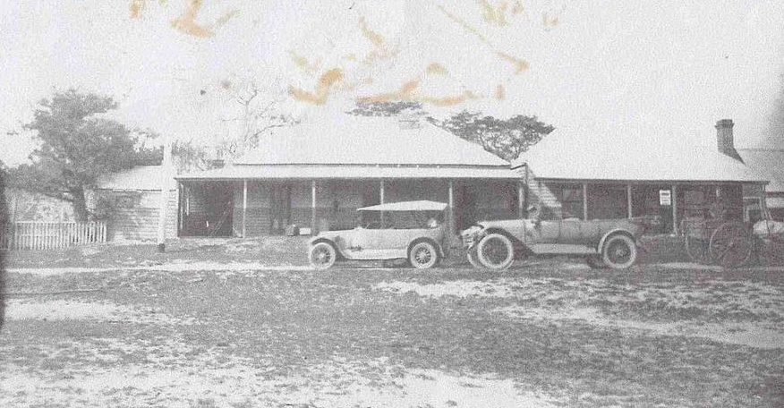 Bald Nob Hotel c.1925