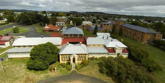 Glen Innes - Photo courtesy of Glen Innes from Above