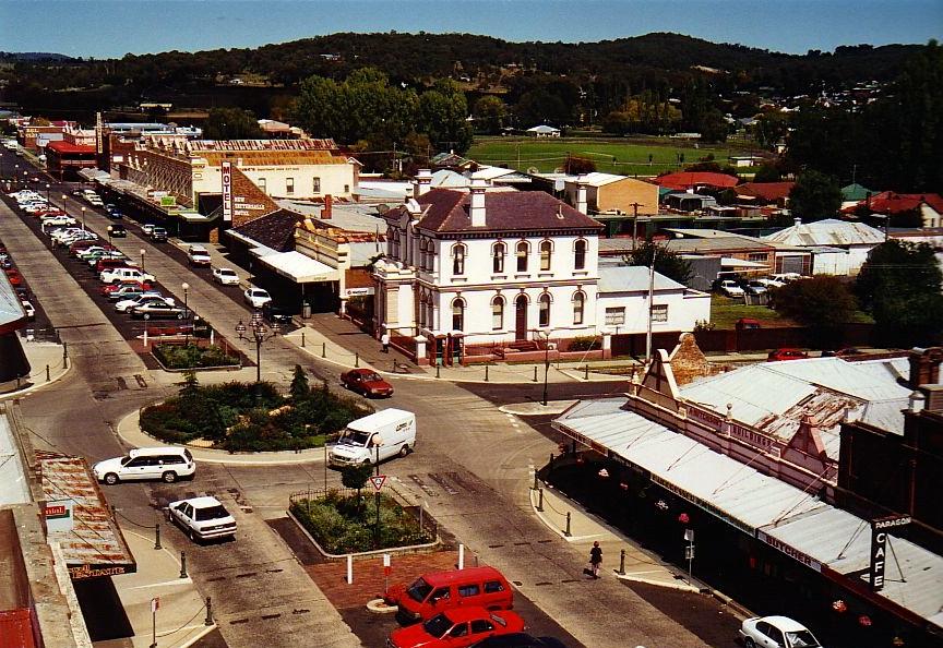 Glen Innes town centre