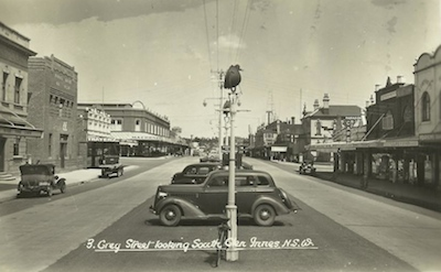Grey Street Glen Innes
