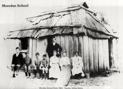 Moredun School Glen Innes in 1903