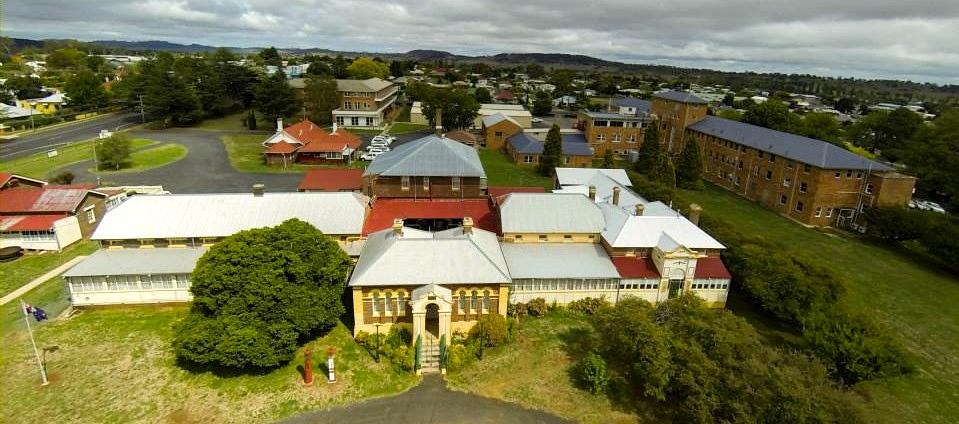 Museum aerial shot 2015