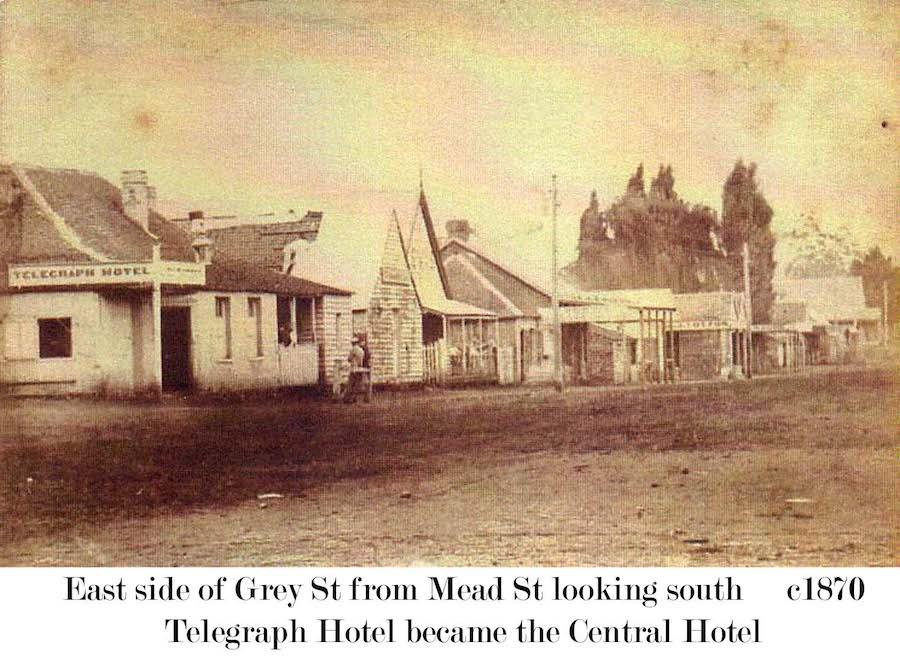 Telegraph Hotel 1870