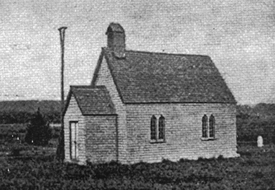 Wellingrove Church in 1855