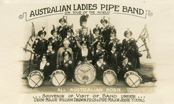 austalian-ladies-pipe-band