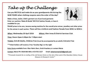 """Make & Model"" RECYCLE Fashion Parade"
