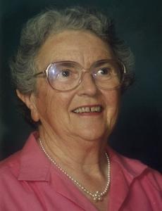 Jeannie Ross Fraser